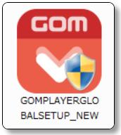 GOM-Playerのデータ